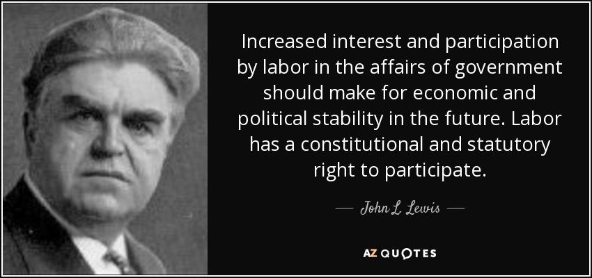 John lewis quotes