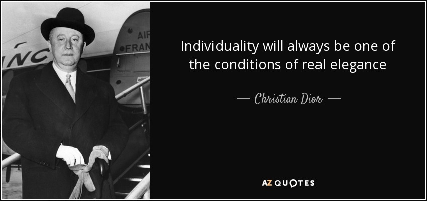 Top 25 Quotes By Christian Dior Of 56 A Z Quotes
