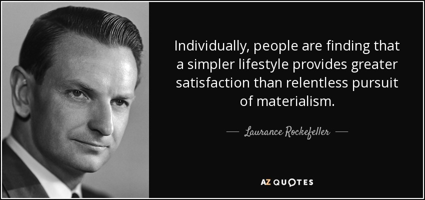 Top 5 Quotes By Laurance Rockefeller A Z Quotes