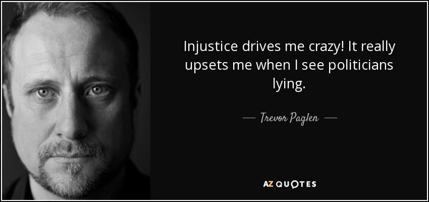 Trevor Paglen Quote Injustice Drives Me Crazy It Really Upsets Me