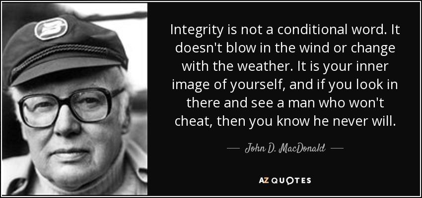 John D Macdonald Quotes
