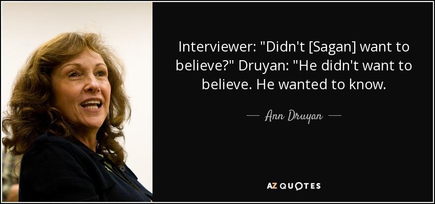 Interviewer:
