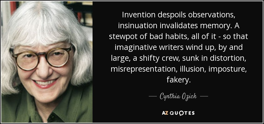 Imaginative Essays