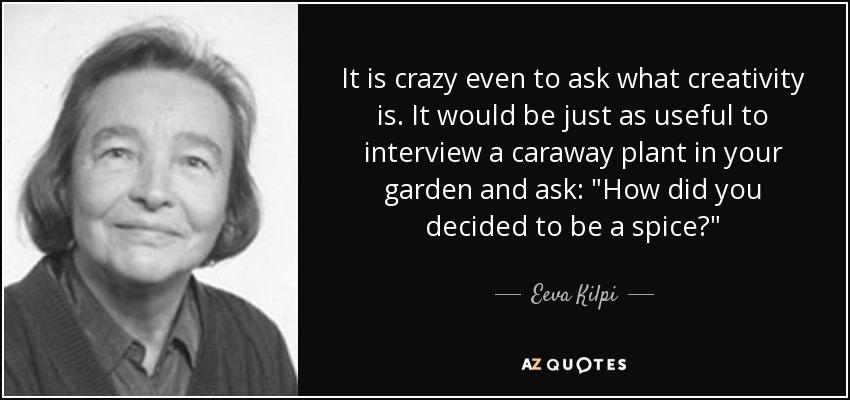 Eeva Kilpi Elämä On Arvaamatonta