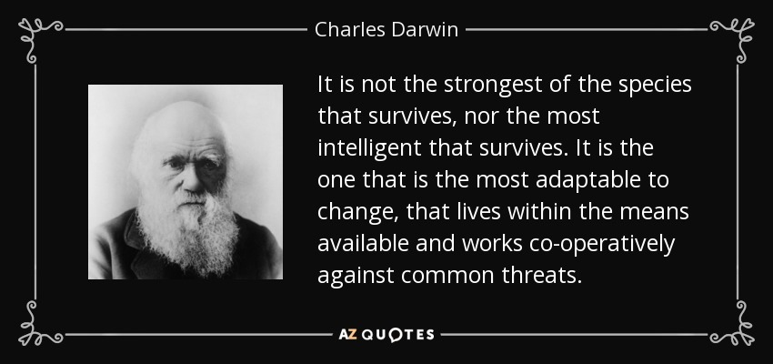 Image result for darwinism quote