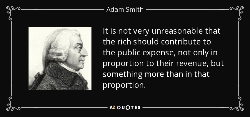 Progressive Quote Top 12 Progressive Taxation Quotes  Az Quotes