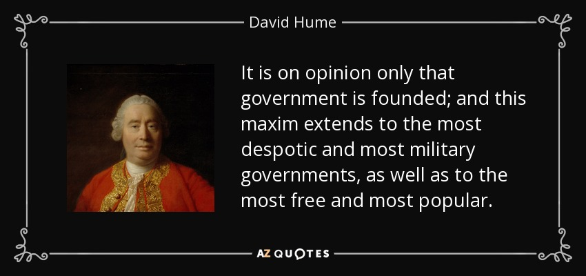 a summary of david humes criticism of the design argument