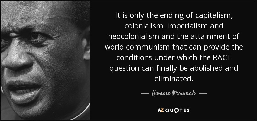 colonialism and neo colonialism