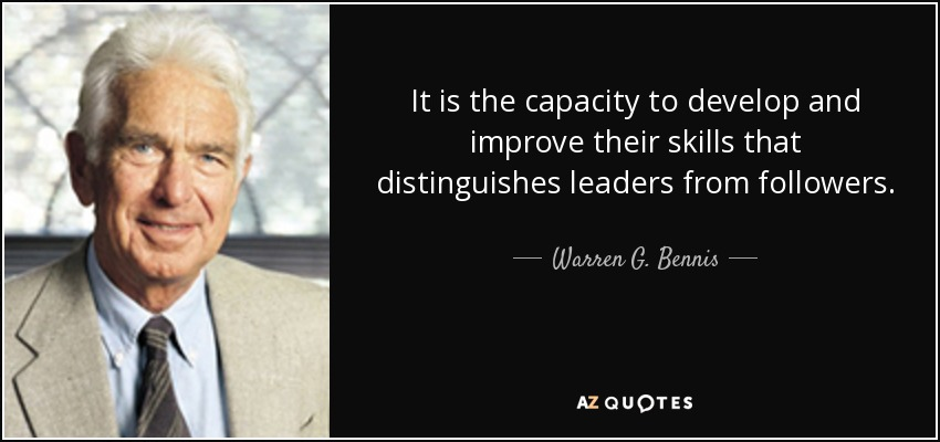 on what makes a great leader and manager I was asked this question today and it is a very hard question to answer, and since there is written mountains of books about this topic, this question is not easily.