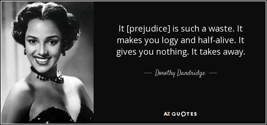 Dorothy Dandridge Famous Quotes