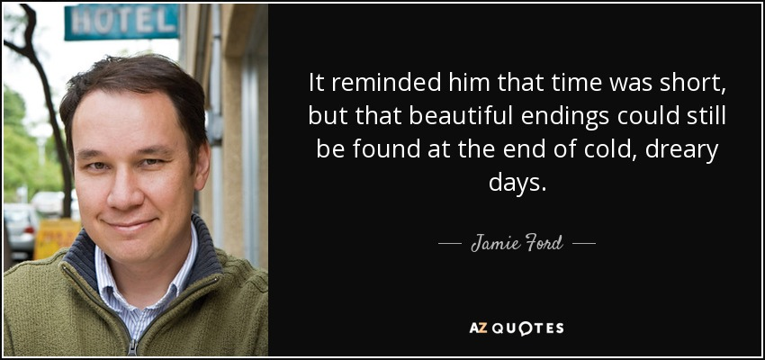 Jamie Ford Quotes