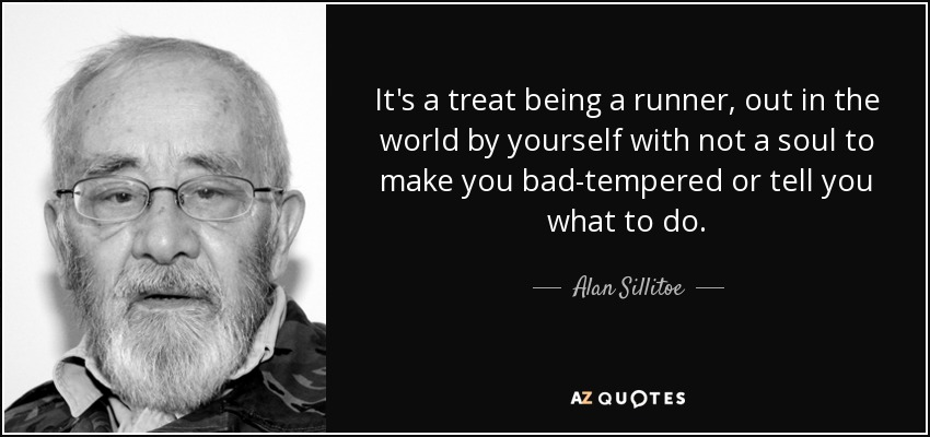 a biography of alan sillitoe