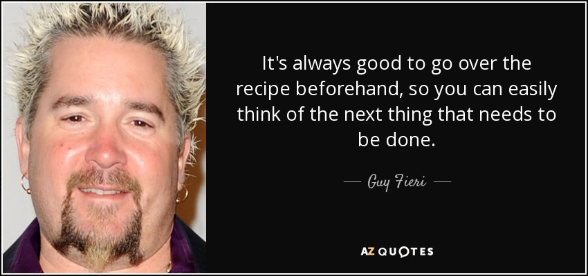 30 QUOTES BY GUY FIERI [PAGE , 2]