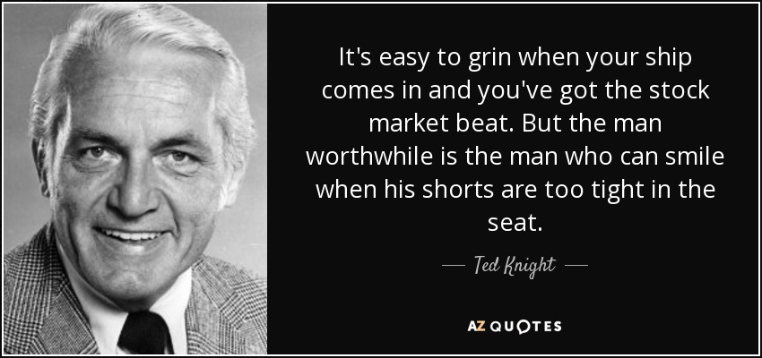 ted knight caddyshack