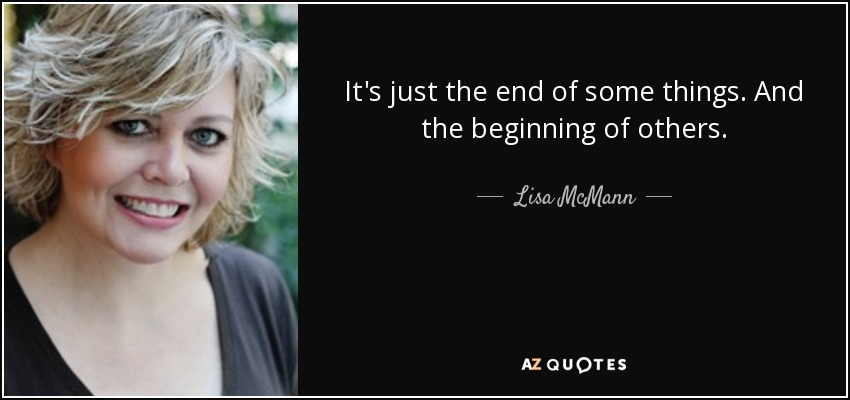 Lisa Mcmann Quotes