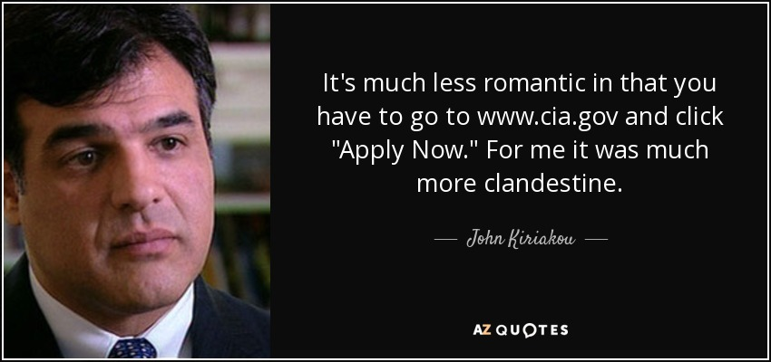It's much less romantic in that you have to go to www.cia.gov and click