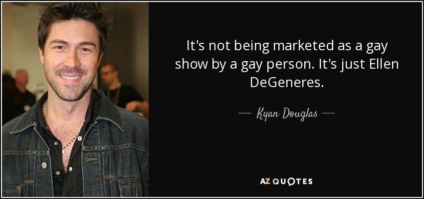 Douglas gay