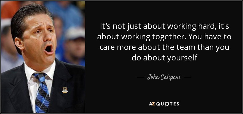 Top 25 Quotes By John Calipari A Z Quotes