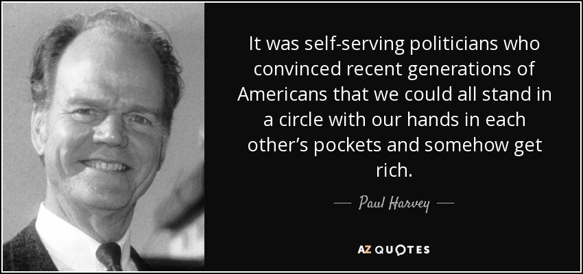 TOP 25 QUOTES BY PAUL HARVEY (of 52) | A-Z Quotes