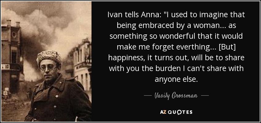 Ivan tells Anna: