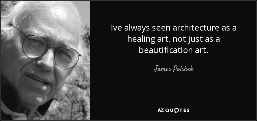 QUOTES BY JAMES POLSHEK