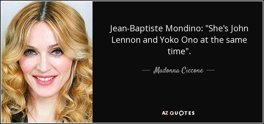 Jean-Baptiste Mondino: