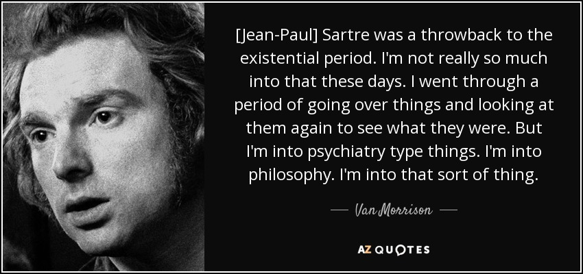 Jean Paul Sartre Existentialism Quotes