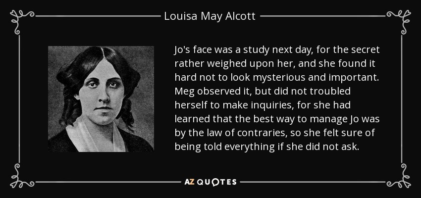 a feminist study of louisa may Uncategorized feminism, little women, louisa may alcott ← an apology louisa may alcott book when i was young and then reread it when i completed a graduate diploma of women's studies pingback: louisa may alcott, you're killing me | affablebrabble pingback: little women reflection.