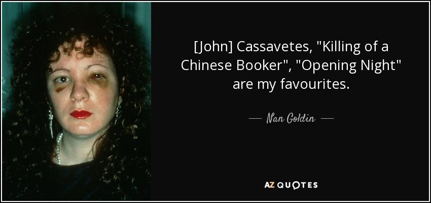 [John] Cassavetes,