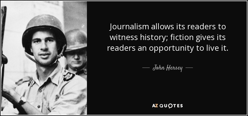 book report on hiroshima by john hersey Today is pearl harbor day so a review of john hersey's hiroshima seems  like  a good deal of what the ny times prints today, the review is.