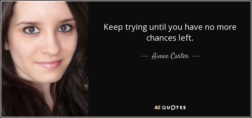 TOP 14 QUOTES BY AIMEE CARTER | A-Z Quotes