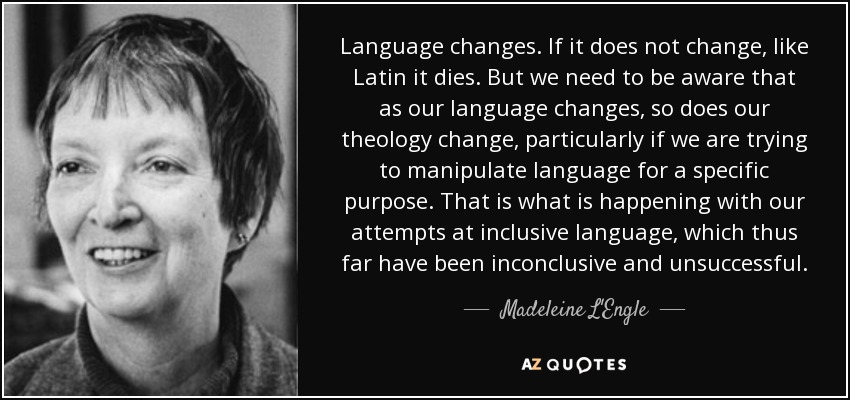 the change of latin language to During the middle ages a third language gained importance as  medical  vocabulary expanded but basically did not change.