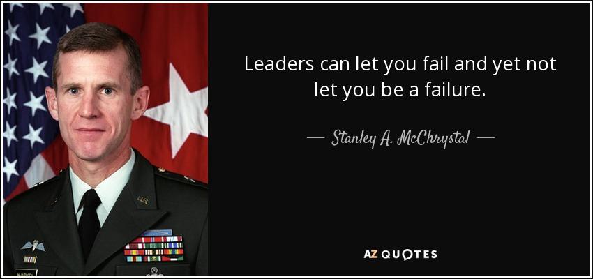 General mcchrystal ted talk