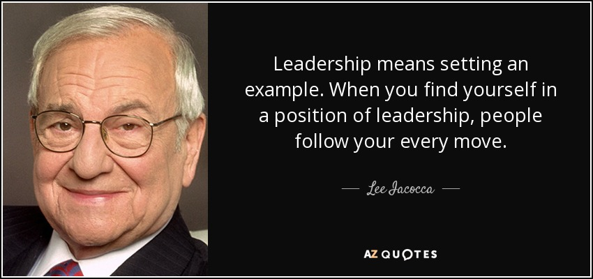 what leadership means to you