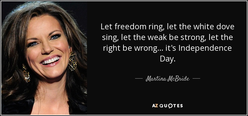 Let Freedom Ring Song Writer