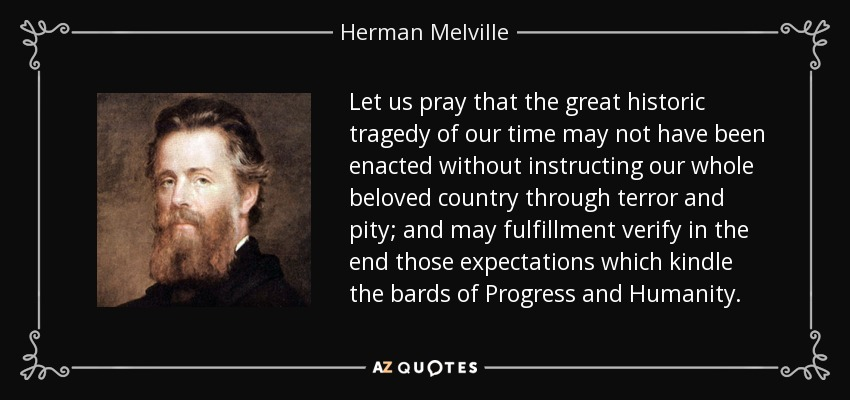 herman melville and the social injustices of his day Eudora welty's short story a worn path takes place on a bright, frozen day in december herman melville's response to nathaniel hawthorne.