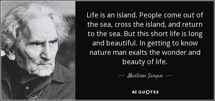 TOP 25 ISLANDS QUOTES (of 1000) | A-Z Quotes