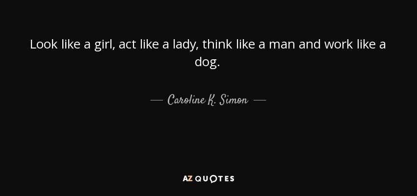 Quotes By Caroline K Simon A Z Quotes