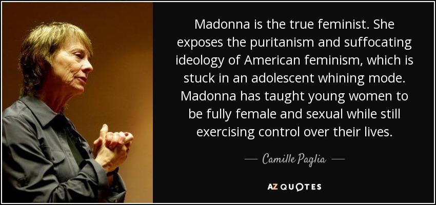 citation sur Madonna