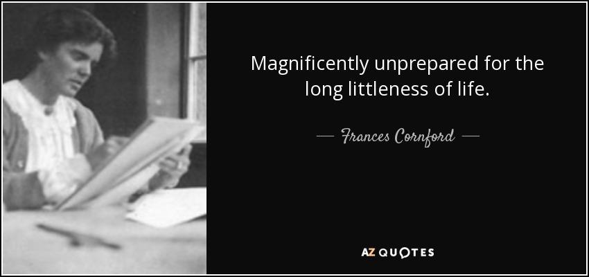 Francis Cornford darwin