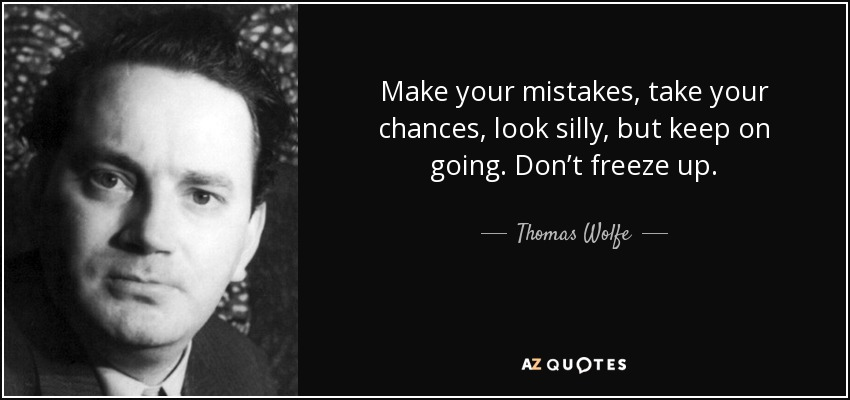 Thomas Wolfe You Can Never Go Home Again