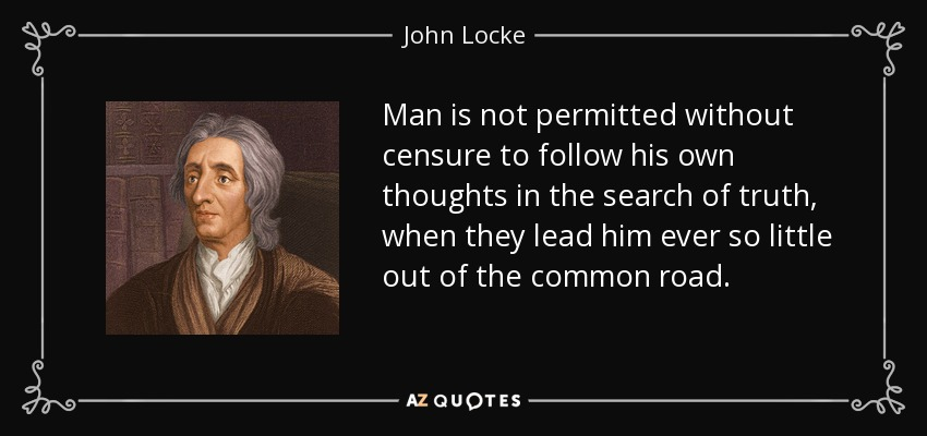 250 QUOTES BY JOHN LOCKE PAGE
