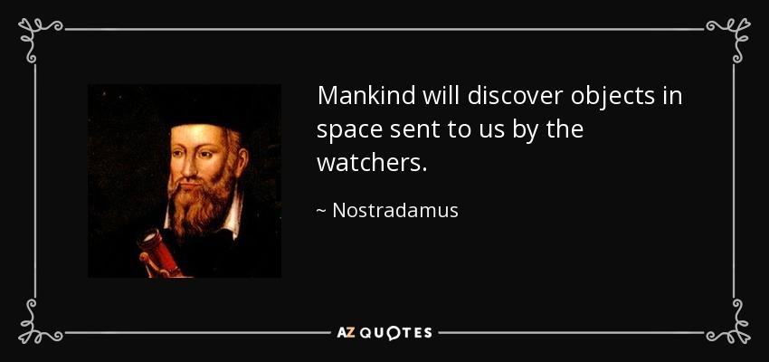 Mabus nostradamus quote