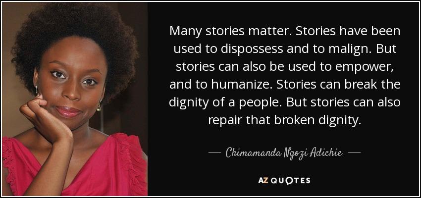 Chimamanda Ngozi Adichie Quotes Adorable TOP 48 QUOTES BY CHIMAMANDA NGOZI ADICHIE Of 48 AZ Quotes