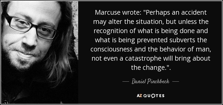 Marcuse wrote:
