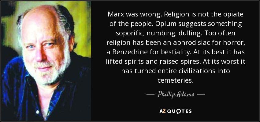 atheismus marx referat religion