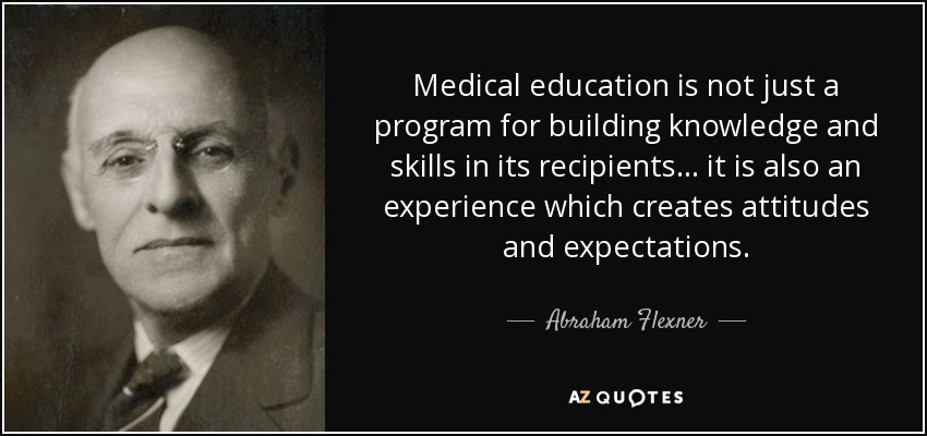 Medical Quotes Enchanting TOP 48 MEDICAL EDUCATION QUOTES AZ Quotes