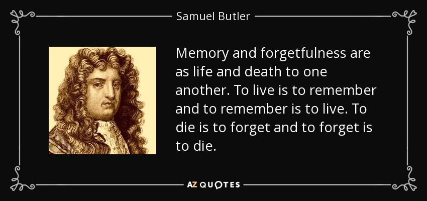 Image result for DEATH BY FORGETFULNESS