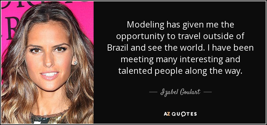 MODELING QUOTES [PAGE - 4] | A-Z Quotes