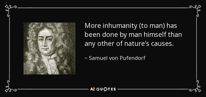 an analysis of mans inhumanity to man Man's inhumanity to man essay inspired many to fight for their beliefs and most importantlyelevated mankind to a higher understanding of mans inhumanity to.